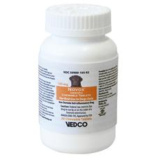 Novox Carprofen - Generic to Rimadyl 100 mg Chewable Tablets 30 ct-product-tile
