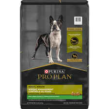 Purina Pro Plan Adult Weight Management Shredded Blend Small Breed Chicken & Rice Formula-product-tile