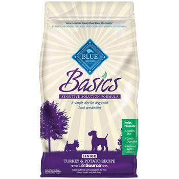Blue Buffalo Basics Senior Dry Dog Food image number 1.0