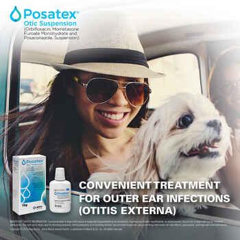 Posatex Otic Suspension