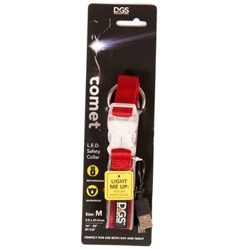 LED Safety Collar