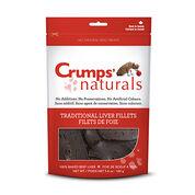Crumps' Naturals Traditional Liver Fillets