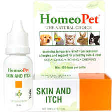 HomeoPet Skin and Itch 15 ml Bottle-product-tile