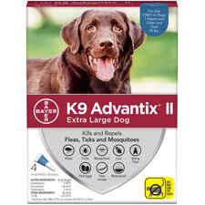 K9 Advantix II 4pk Blue Dog Over 55 lbs-product-tile