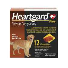 Heartgard Plus Chewables 12pk Brown 51-100 lbs-product-tile