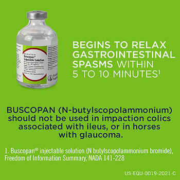 Buscopan Injectable Solution