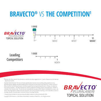 Bravecto for Cats