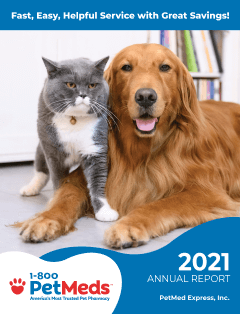 2021 PetMeds Annual Report