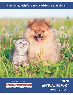 2020 PetMeds Annual Report