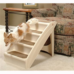PetSafe PupSTEP Plus Pet Stairs Usage