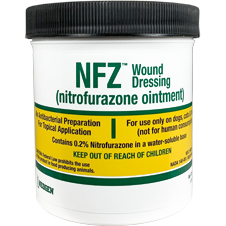 NFZ Wound Dressing Usage