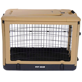 The Super Dog Crate Usage