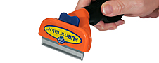 FURminator deShedding Tool for Dogs Usage