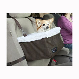 Solvit  Pet Booster Seat Usage