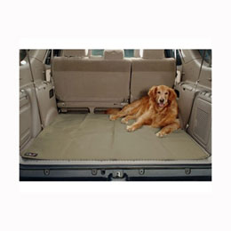 PetSafe Waterproof Sta-Put SUV Cargo Liner Usage