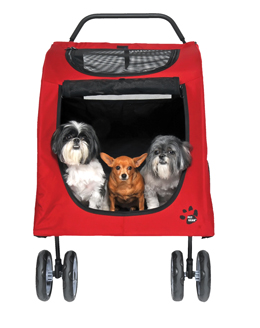 Expedition Pet Stroller Usage