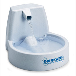 Drinkwell Original Pet Fountain Usage