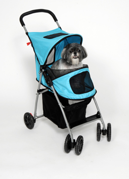 Ultra Lite Pet Stroller Usage