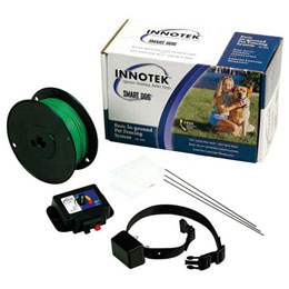 Innotek Basic In-Ground Dog Fence & Collar Usage