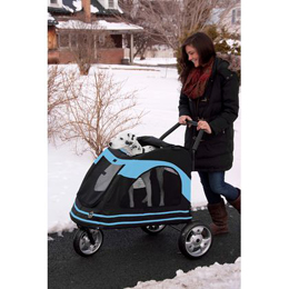 Roadster Pet Stroller Usage