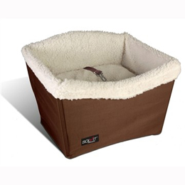 PetSafe Jumbo On-Seat Pet Booster Usage